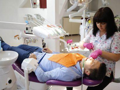 Probleme ale articulației temporo-mandibulare
